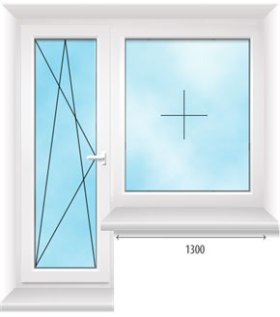 Общие технические условия ГОСТ 24033-80 Окна и балконные двери деревянные.