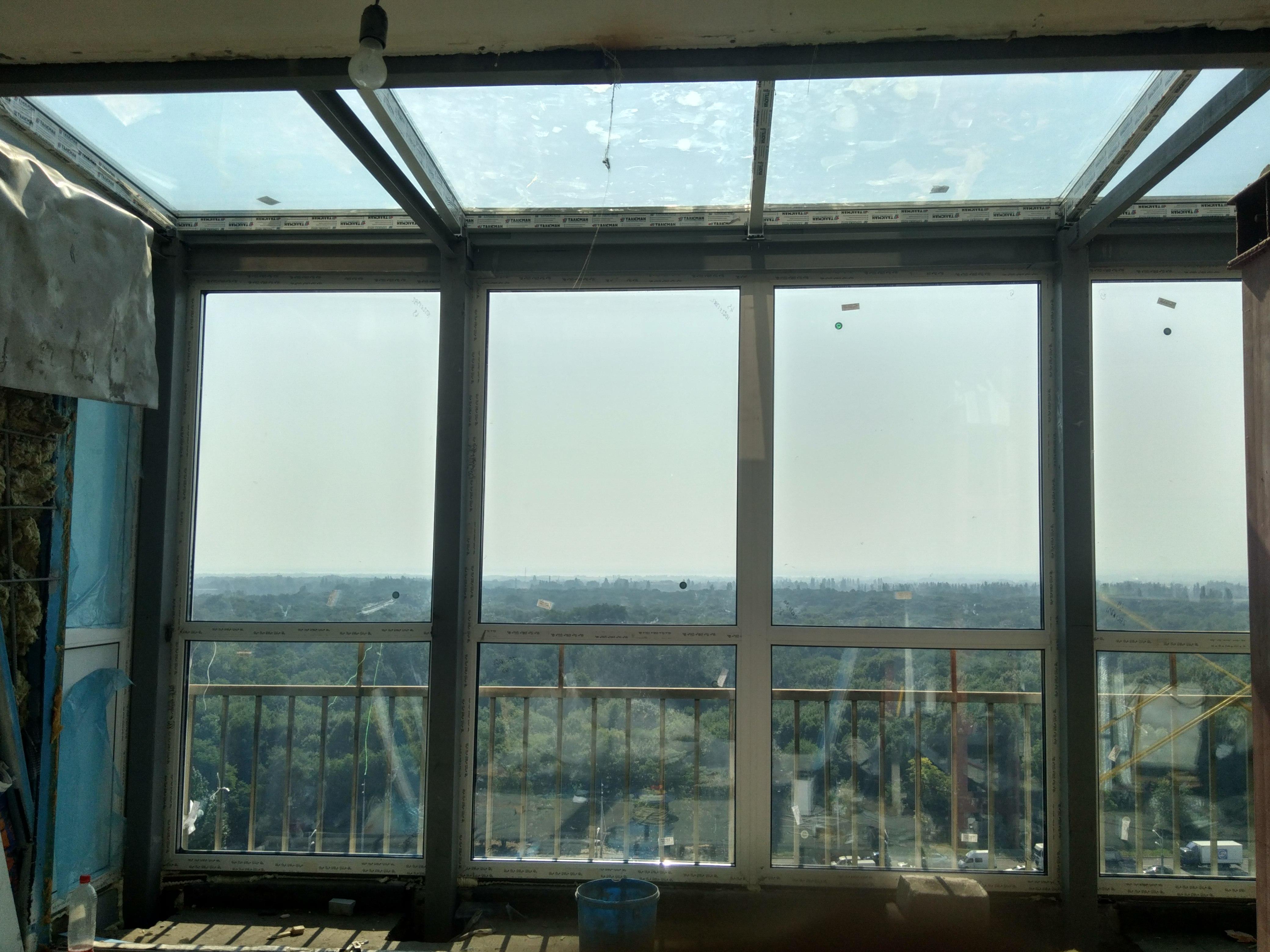 Остекление евро балконов десногорск остекление балконов